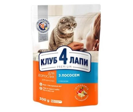 Club 4 Paws Cat Adult Premium Salmon