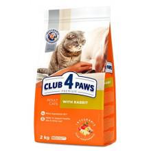 Club 4 Paws Cat Adult Premium With Rabbit