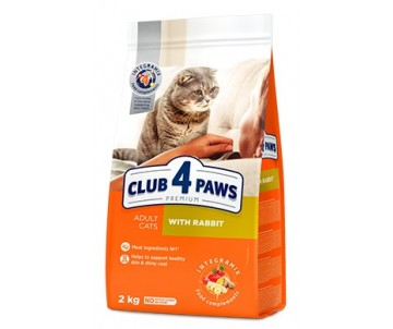 Club 4 Paws Cat Premium With Rabbit