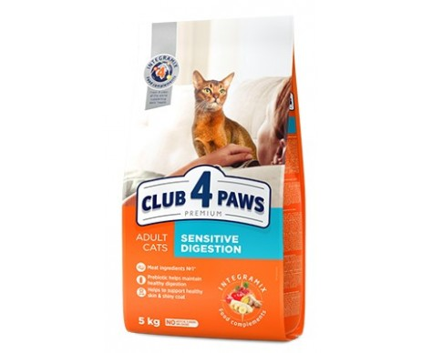 Club 4 Paws Cat Premium Sensitive Digestion