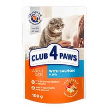 Club 4 Paws Cat Adult Premium Salmon Wet