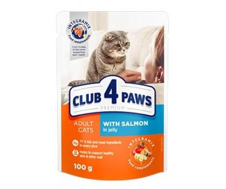 Club 4 Paws Premium Cat Salmon