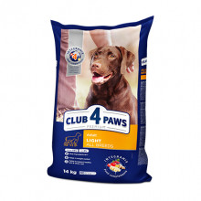 Club 4 Paws Dog Premium Light All Breeds