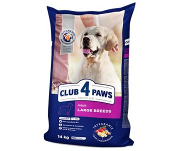 Club 4 Paws Dog Adult Premium Large Breeds