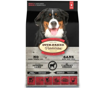 Oven-Baked Tradition Dog Adult Large Breed Lamb