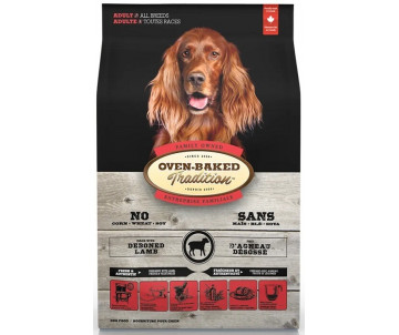Oven-Baked Tradition Dog Adult All Breed Lamb