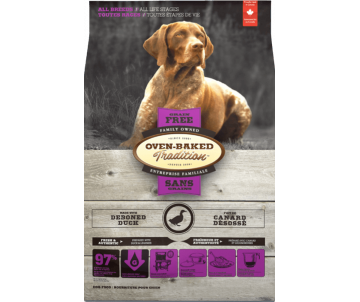 Oven-Baked Tradition Grain-Free Dog All Breed Duck
