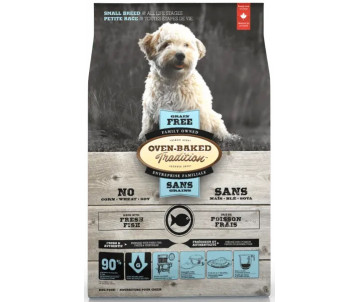 Oven-Baked Tradition Grain-Free Dog Small Breed Fish