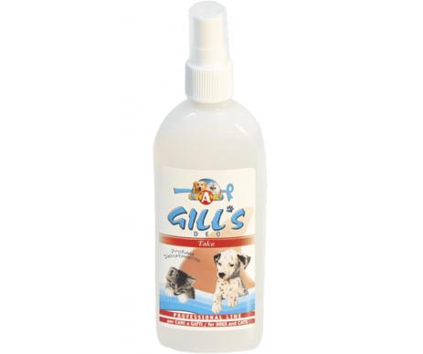 CROCI GILL'S Дезодорант с тальком, для котов и собак