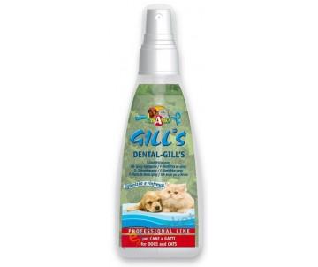 CROCI GILL'S Зубная паста-спрей для ухода за пастью собак и котов