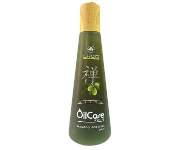 CROCI GILL'S OILCARE Шампунь с экстрактом оливкового масла
