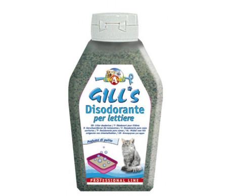 CROCI GILL'S Песок-дезодорант для кошачьего туалета