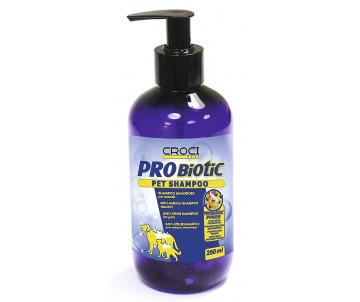 CROCI PROBIOTIC Шампунь для нейтрализации запахов, универсальный