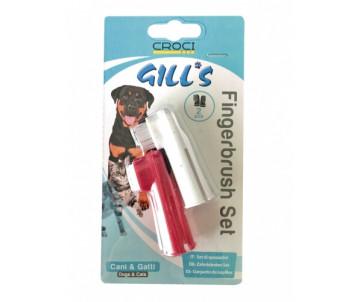 CROCI GILL'S Зубна щітка, 2 щітки в наборі