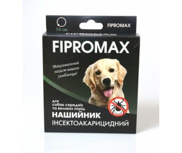 FIPROMAX BIO Капли от блох и клещей для собак средних и больших пород, 1 пипетка