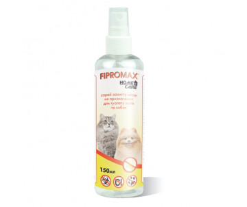 FIPROMAX HomeCare Спрей защита мест для котов и собак