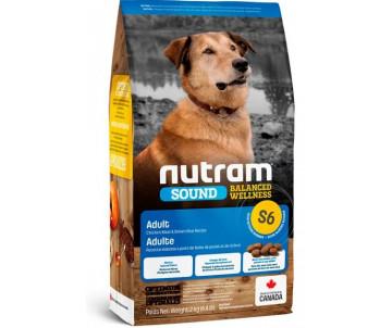 NUTRAM Dog Adult Sound Balanced Wellness