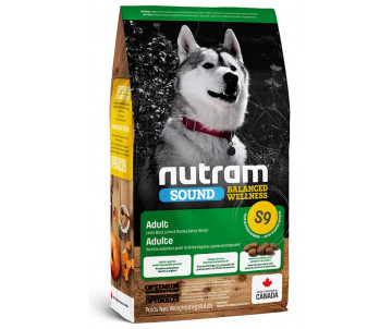 NUTRAM Sound Balanced Wellness Lamb & Rise
