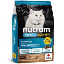 NUTRAM Cat Total Grain Free Salmon Trout
