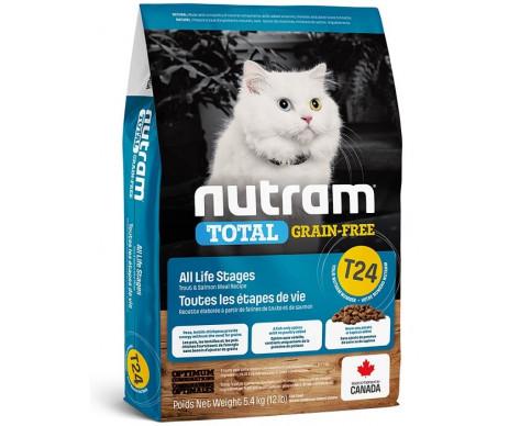 NUTRAM Cat Adult Total Grain Free Salmon Trout