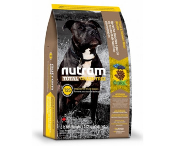 NUTRAM Dog Adult Total GF Salmon Trout
