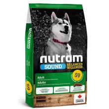 NUTRAM Dog Adult Total GF Lamb Lentils