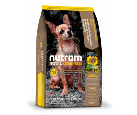 NUTRAM Dog Adult Total GF MINI Salmon Trout