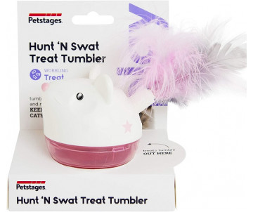 Petstages Hunt `N Swat Treat Tumbler
