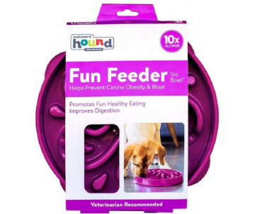 Petstages Hound Fun Feeder Drop