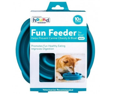Petstages Feeder Slo-Bowl