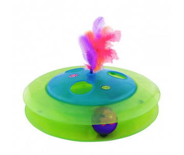 Petstages Sights & Sounds Birdie Chase