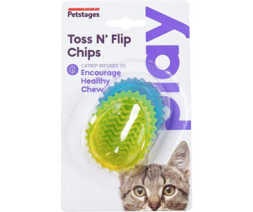 Petstages Toss N 'Flip Chips