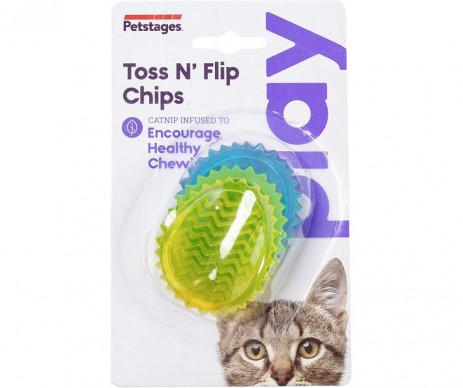 Petstages Toss N 'Flip Chips