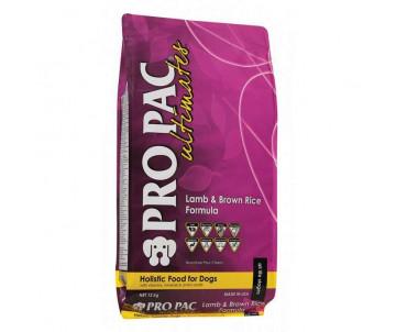 PRO PAC Ultimates DOG Lamb & Brown Rice Formula
