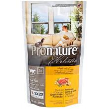 Pronature Cat Holistic Adult Duck & Orange