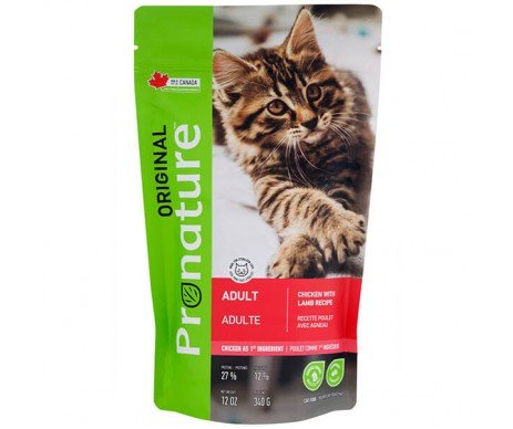 Pronature Original Cat Adult Lamb Chiсken