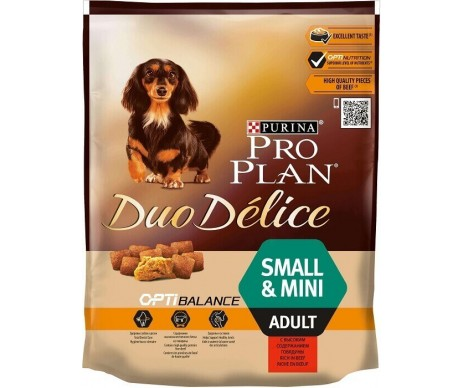 Pro Plan Dog Adult Duo Delice