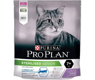 Pro Plan Cat Sterilised 7+ Turkey