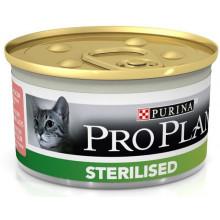 Pro Plan Cat Adult Sterilised Salmon Wet