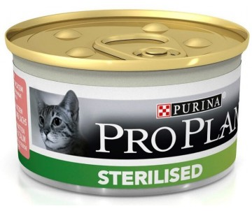 Pro Plan Cat Adult Sterilised Salmon
