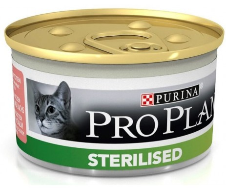 Pro Plan Sterilised Salmon Cat