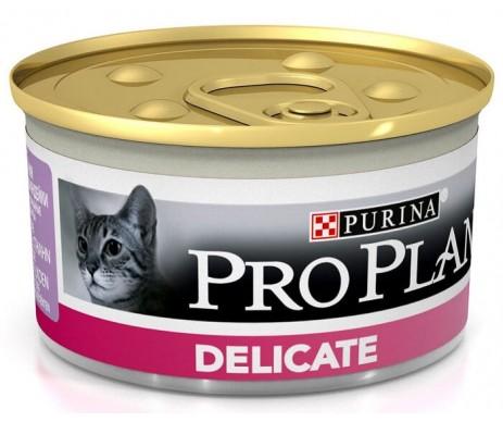 Pro Plan Cat Adult Delicate turkey Wet