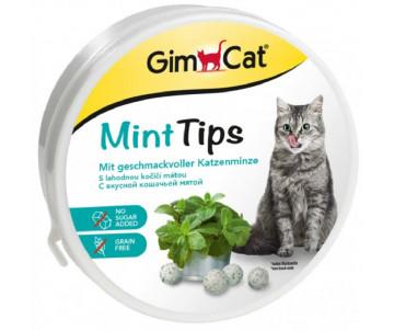 GimCat Cat-Mintips вітамінізовані ласощі з котячою м'ятою