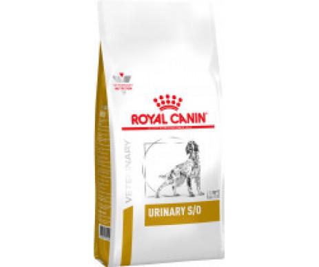Royal Canin VD Dog URINARY S/O