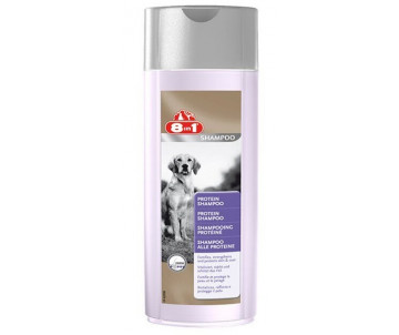 8in1 Protein Shampoo Шампунь для собак с протеином
