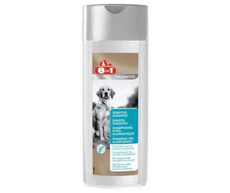 8in1 Sensitive Shampoo Шампунь для собак для чувствительной кожи