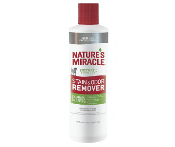 8in1 Nature's Miracle Stain Odor Remover устранитель пятен и запахов для собак