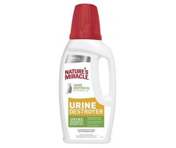 8in1 Nature's Miracle Urine Destroyer устранитель запаха мочи кошек