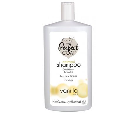 8in1 Perfect Coat Natural Oatmeal Shampoo Шампунь с овсяной мукой