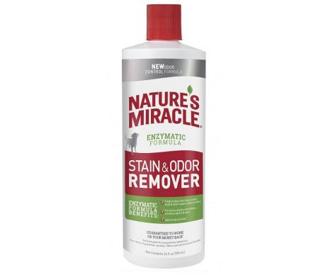 8in1 Nature's Miracle STAIN ODOR DESTROYER устранитель пятен и запахов для собак